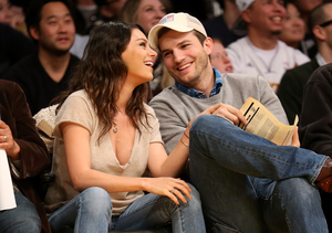 Did Ashton Kutcher Just Say He and Mila Kunis Got Married?