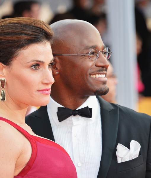 Idina Menzel and Taye Diggs Are Officially Divorced