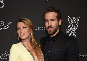 Report: Blake Lively & Ryan Reynolds Welcome First Child