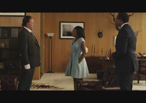 Mickey Rourke and Kim Basinger Star in 'Black November'