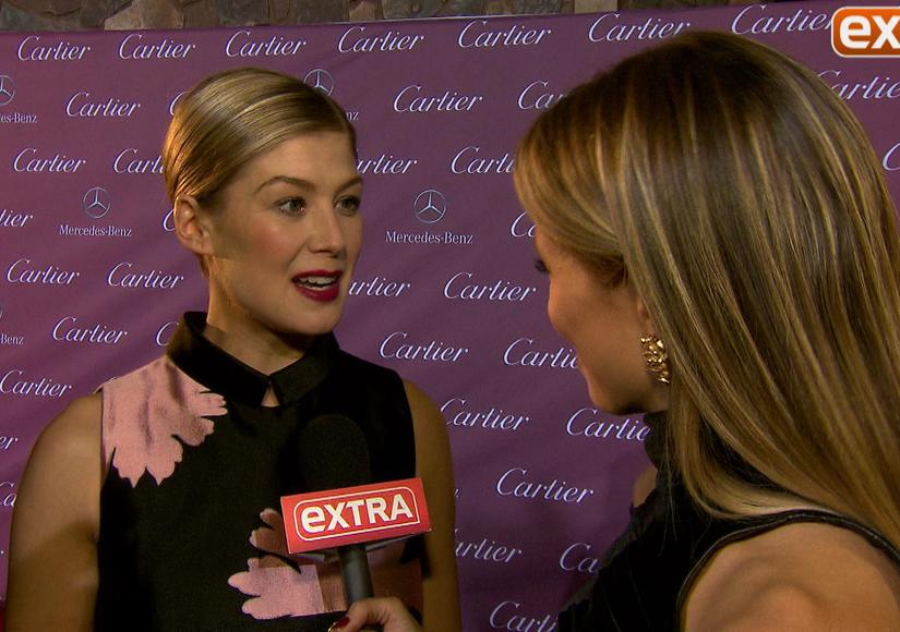 Rosamund Pike, Reese Witherspoon Shine at Palm Springs Int'l Film Fest
