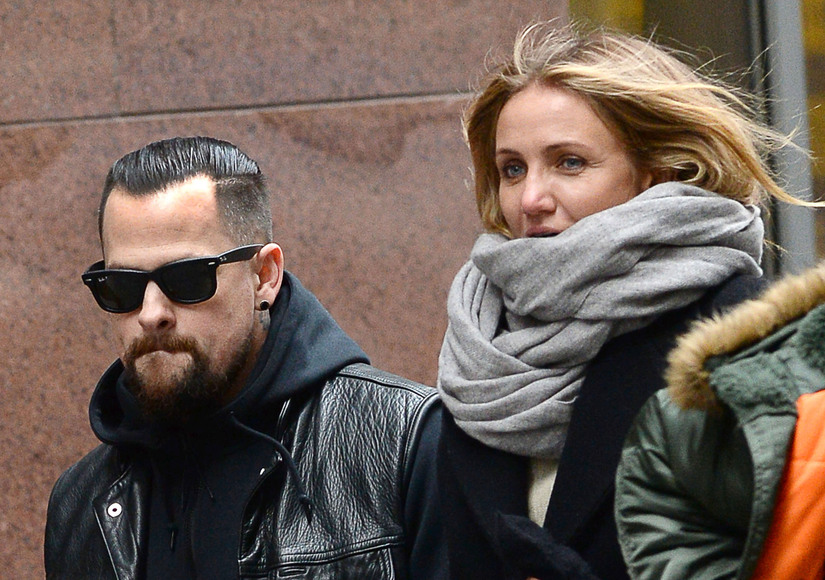 Are Cameron Diaz and Benji Madden Secretly Getting Married Tonight?