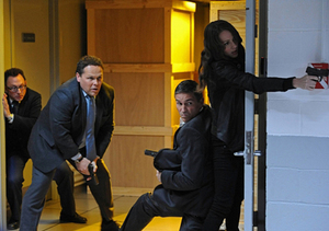 'Person of Interest' Sneak Peek! Samaritan Launches Attack on Stock Exchange