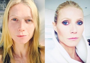 See Gwyneth Paltrow's Dramatic 'Day-to-Night' Transformation