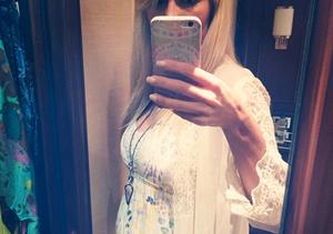 'Bachelorette' Emily Maynard Debuts Baby Bump
