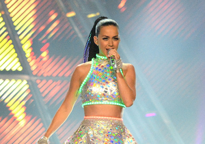 Katy Perry Says Super Bowl Performance Will Be 'Larger Than Life!'