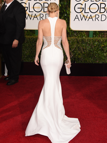 Golden Globes Fashion 2015: Kate Hudson Heats Up Red Carpet in ...