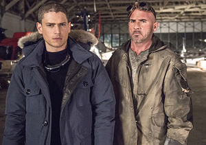 'The Flash': Dominic Purcell Talks Heat Wave