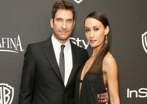 Are They Engaged? See Dylan McDermott Gush About 'Stalker' Co-Star Maggie Q