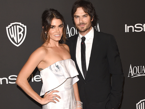 Is This Proof That Ian Somerhalder Is Engaged to Nikki Reed?