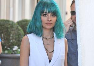 Beauty Roundup: Nicole Richie Debuts Shocking New Hair Hue