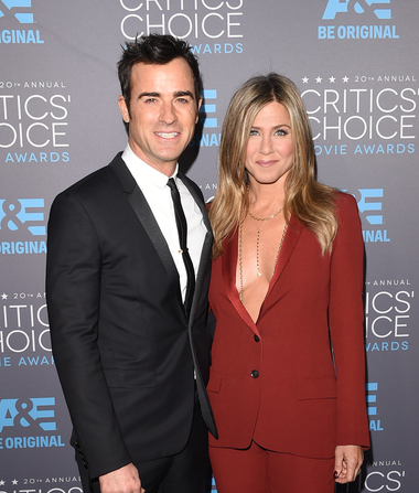 Jen Aniston on Her 'Hot Date Hotting to Some Other Hottie' at the Critics' Choice Awards