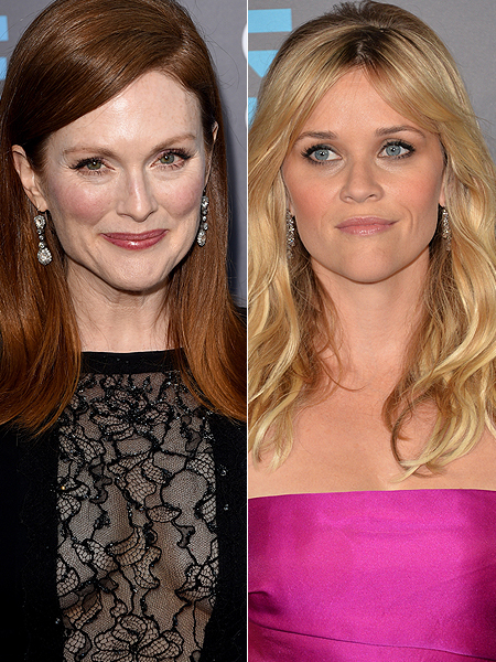 Critics' Choice Awards: Chatting with Julianne, Reese and Other Oscar Nominees