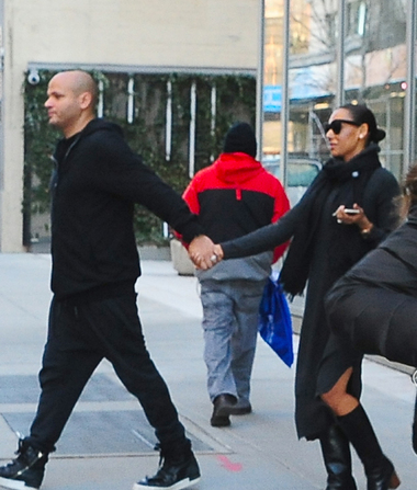 United Front! Mel B and Stephen Belafonte Spotted on Date in NYC