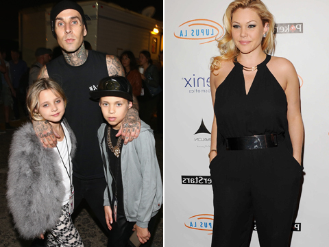Travis Barker and Shanna Moakler Arrested After Alleged Death Threat