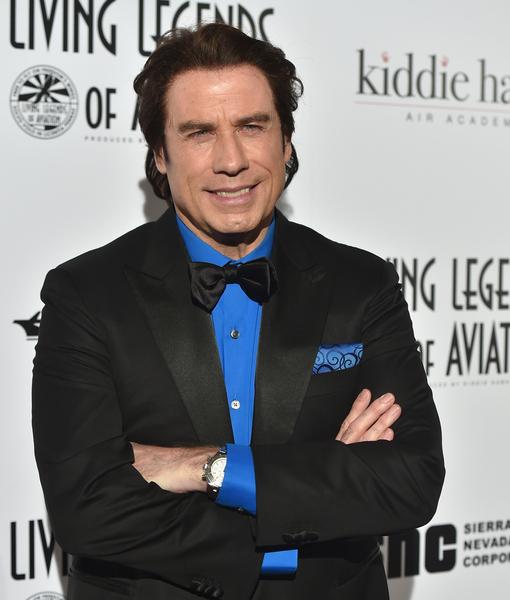 John Travolta Opens Up About 3AM Gym Selfie and New Role as Robert Shapiro