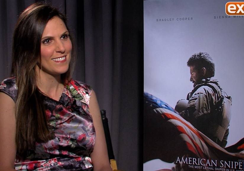 The Real-Life Wife of 'American Sniper' Chris Kyle Speaks Out About the Film