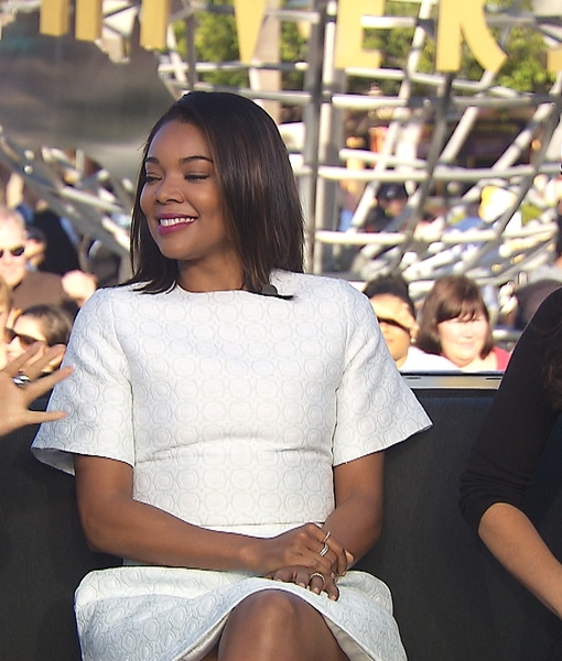 Gabrielle Union and Regina Hall Chat About Their Lifetime Movie 'With This Ring'
