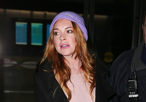 Lindsay Lohan Released From London Hospital After Treatment for Rare Virus