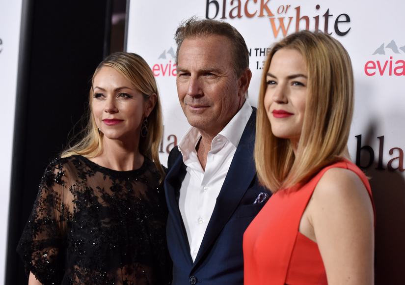 Kevin Costner's Secret to Turning 60! Hint: It Includes an All-Night Party