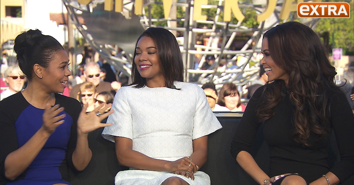 Gabrielle Union and Regina Hall Chat About Their Lifetime ...