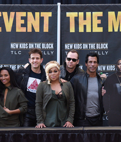 New Kids on the Block Donate $20K to TLC's Kickstarter Campaign