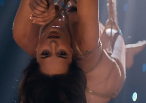 Dakota Johnson Is Tied Up and Stripped Down in New 'Fifty Shades' Music Video