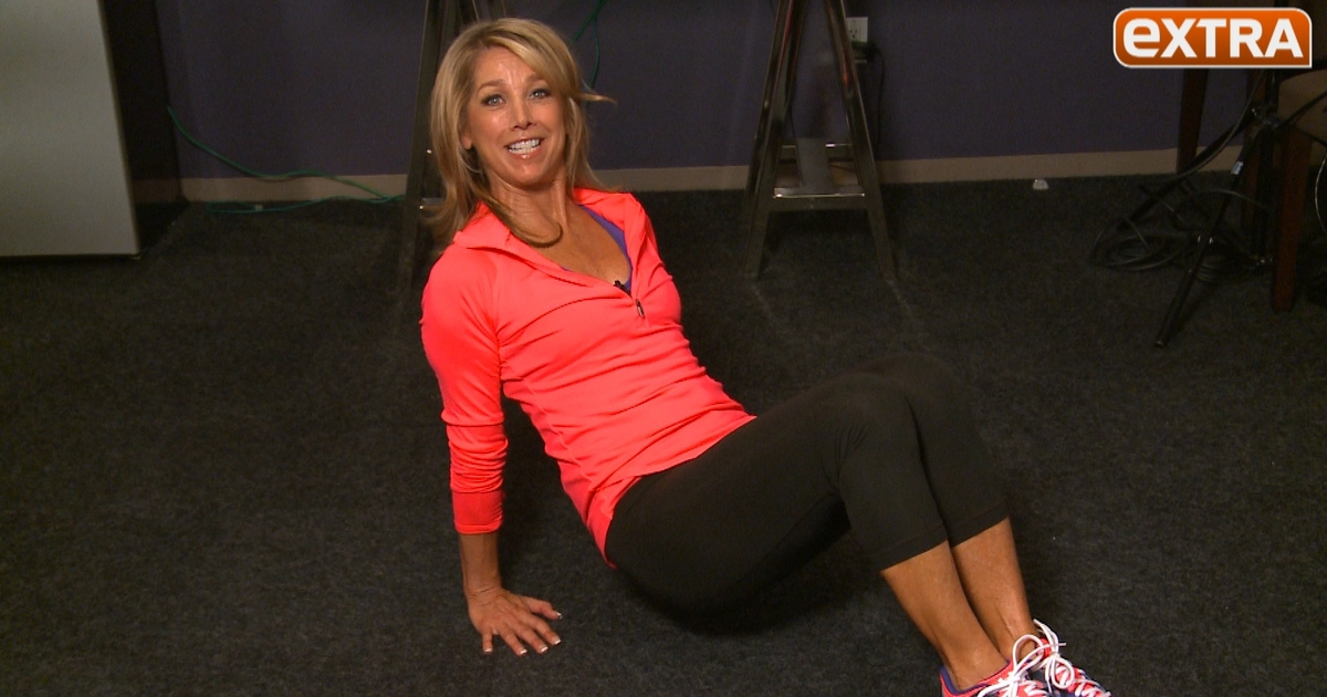 Quick Toning Tips for Your Tummy, Arms and Back! | ExtraTV.com