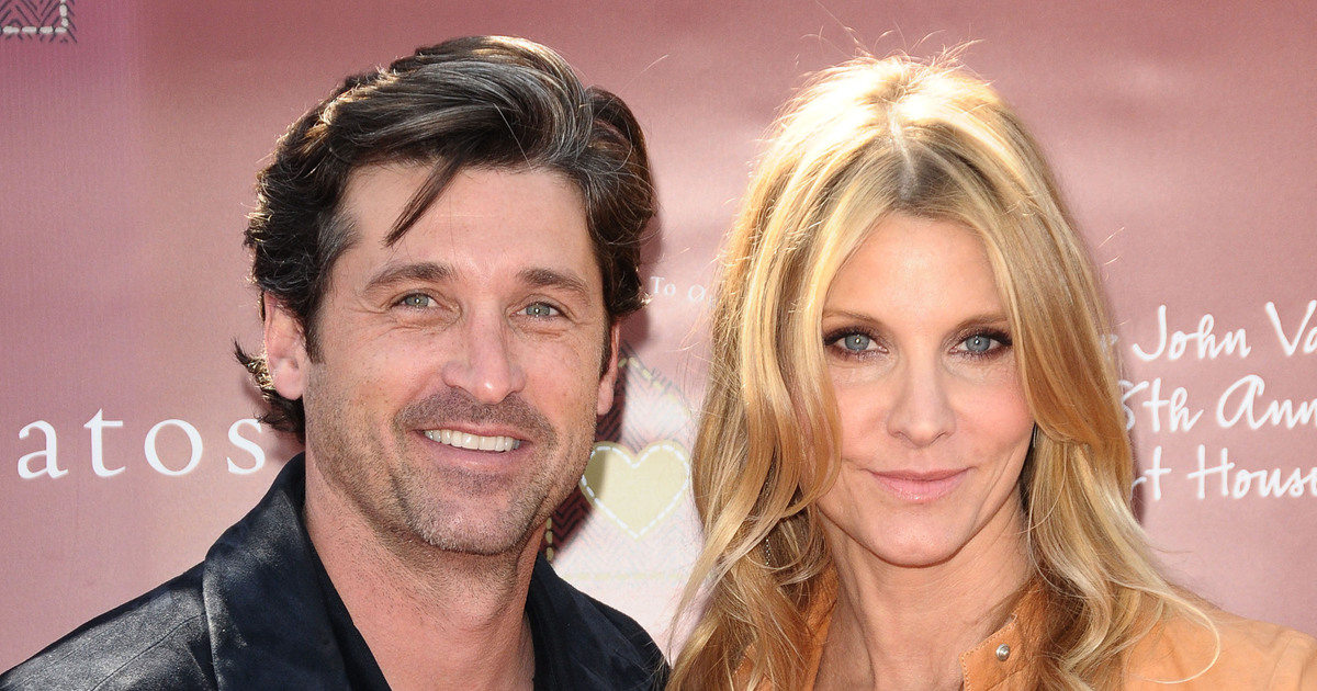 Patrick Dempsey and Wife Split: Anatomy of a Surprise Divorce ...
