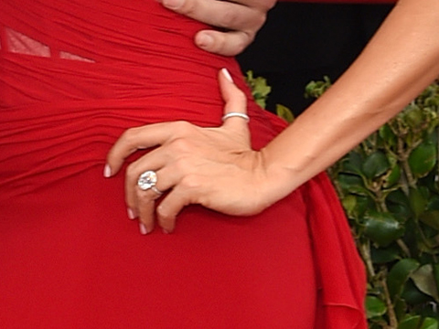 Sofia Vergara Engagement Ring Sag Awards