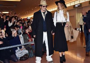 Wedding Details! Johnny Depp & Amber Heard to Tie the Knot Next Week