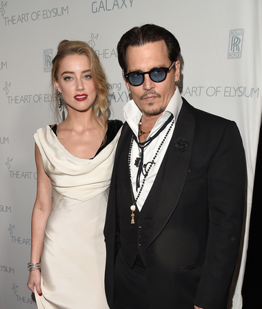 Did Johnny Depp & Amber Heard Get Married Ahead of Schedule?