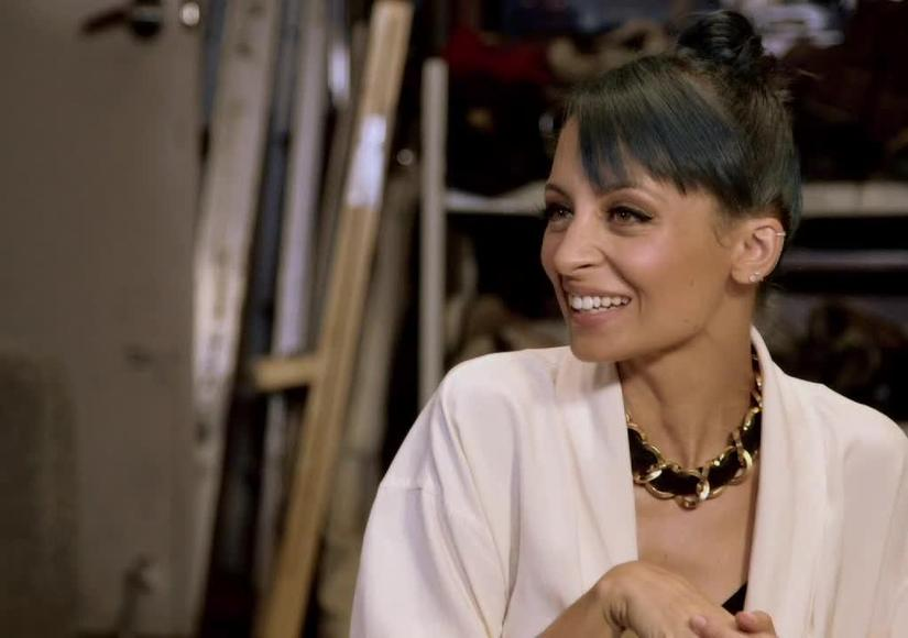 Exclusive! Nicole Richie Masters the Art of Sound Effects in New '#Candidly…