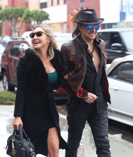 On Again? Nikki Lund & Richie Sambora Prepare to Open Nikki Rich Store on Robertson Blvd. in L.A.