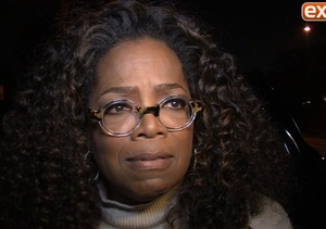 An Emotional Oprah Winfrey Reacts to Bobbi Kristina Crisis