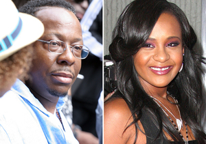 Report: Why Bobby Brown Won't Take Bobbi Kristina Off Life Support