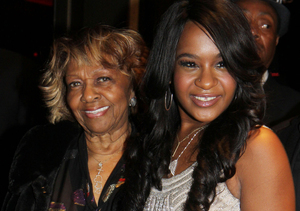 Cissy Houston Joins Vigil at Bobbi Kristina's Bedside, But Where Is BF Nick…