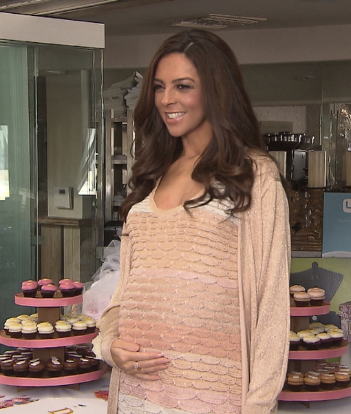 It's an 'Extra' Special Baby Shower for Terri Seymour!