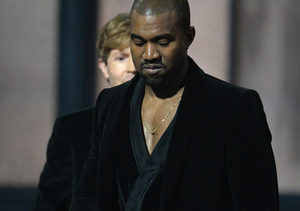Kanye Strikes Again, Storms Grammys Stage Then Goes on Epic Rant