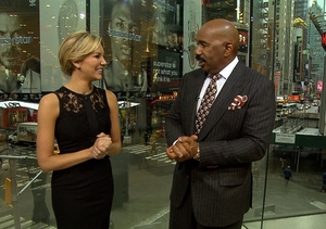 Steve Harvey Explains How He Got the Title of Chief Love Officer