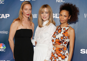 See Uma Thurman's New Fresh-Faced Look! We Barely Recognized Her, But She Looks…