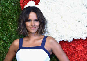 Halle Berry's Aging 'Goal' Means No Plastic Surgery