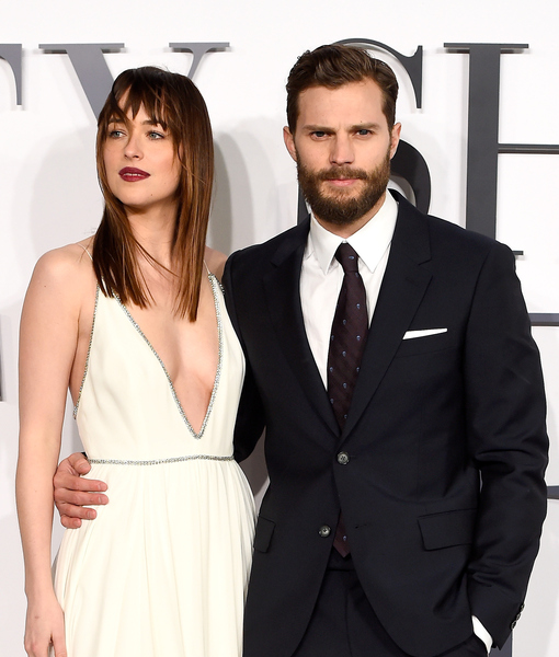 'Fifty Shades' of Love Quiz: Dakota Johnson and Jamie Dornan's Real-Life…