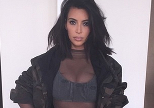 What Is Kim K Wearing?! Her Bizarre Outfit Designed by Kanye