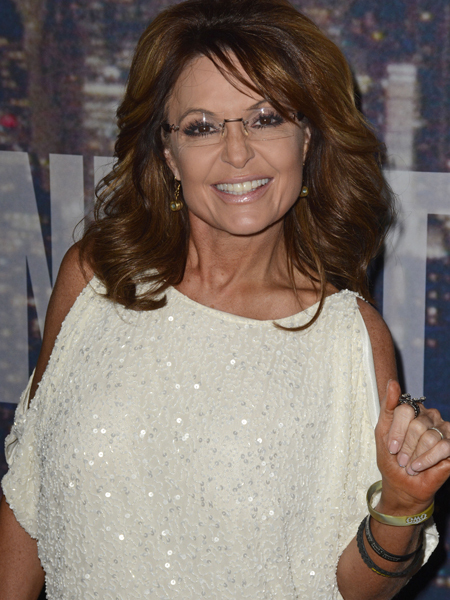 Sarah palin recycles bristols dress for snl 40th anniversary altavistaventures Images