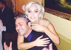 Lady Gaga Reveals New Details About Engagement Ring