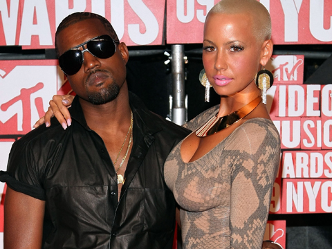 Kanye west disses amber rose after feud with khloe and kim kanye west disses amber rose after feud with khloe and kim kardashian extratv urmus Images