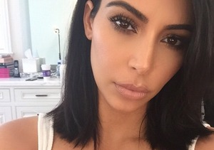 Rumor Bust! Kim Kardashian Has NOT Hired an Expert to Photoshop Her Selfies
