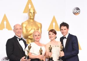 Oscar Winners!