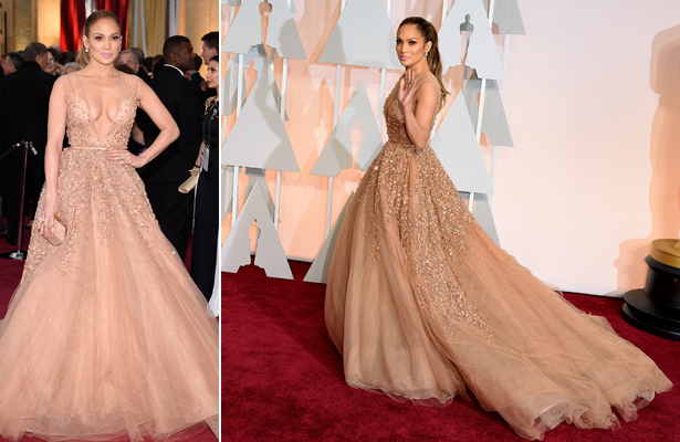 Jennifer Lopez Sparkles at Oscars with $2.5 Million in Jewels ...